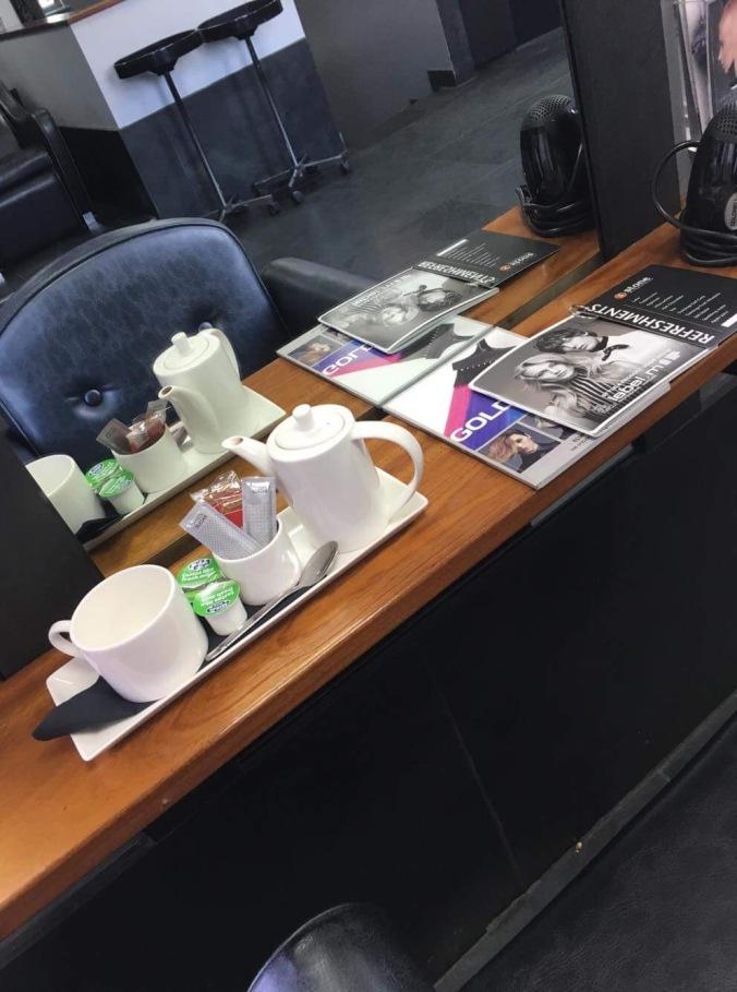 tea tray